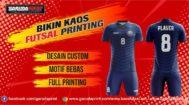 Pembuatan/pemesanan Jersey Full Printing di Wilayah Ketapang-Tumbang Titi