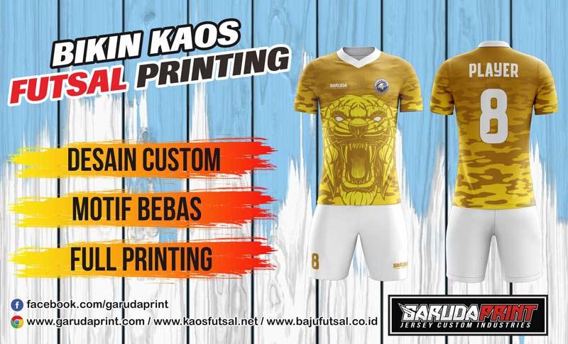 Jasa Bikin Kaos Jersey Olahraga Full Printing di Wilayah Tanjung Balai