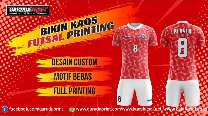 Jasa Bikin/Pembuatan Jersey Full Printing Berkualitas di Tana Tidung