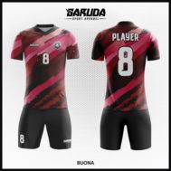 Desain Kostum Futsal Printing Yang Keren Motif Army Belang Belang